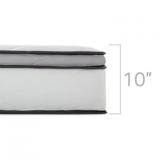 "10"" Pocketed Coil ET"